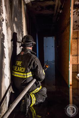 Impact of Fire Attack Utilizing Interior and Exterior Streams