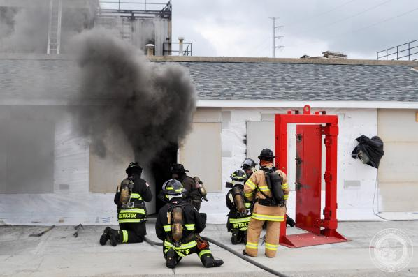 Assessing the Cardiovascular and Chemical Risks Faced by Firefighters