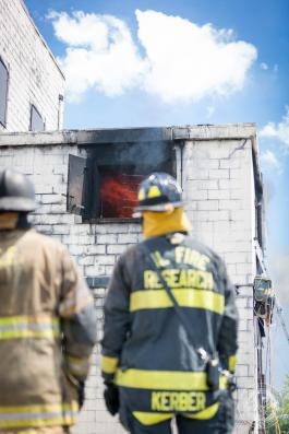 Study of the Fire Service Training Environment: Safety, Fidelity, and Exposure