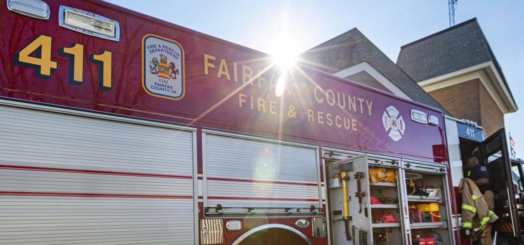 Fairfax Country Fire & Rescue