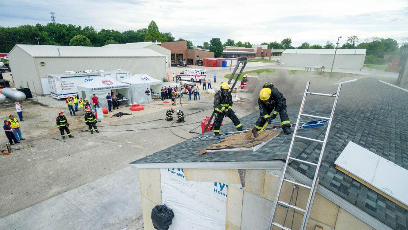 Assessing the Cardiovascular Health and Chemical Risks Faced by Firefighters