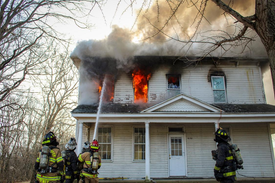 Fire Attack Utilizing Acquired Structures